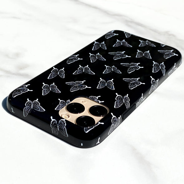 iPhone XS / X Case - Butterfly