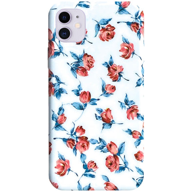 iPhone 11 / XR Case - Ivory Rose