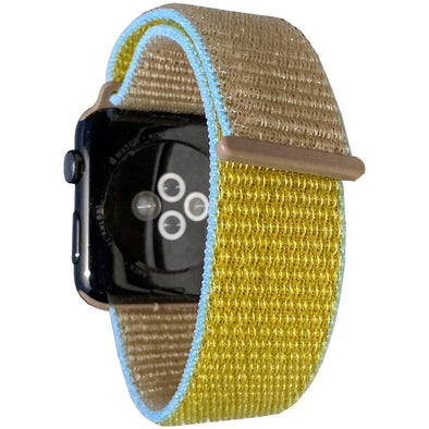 40mm & 38mm Apple Watch Band - Sunset Gold