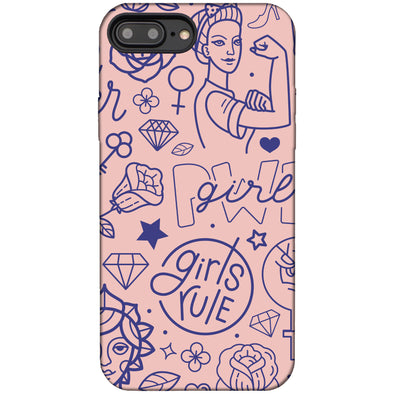iPhone 8 Plus / 7 Plus Case - Ladylike