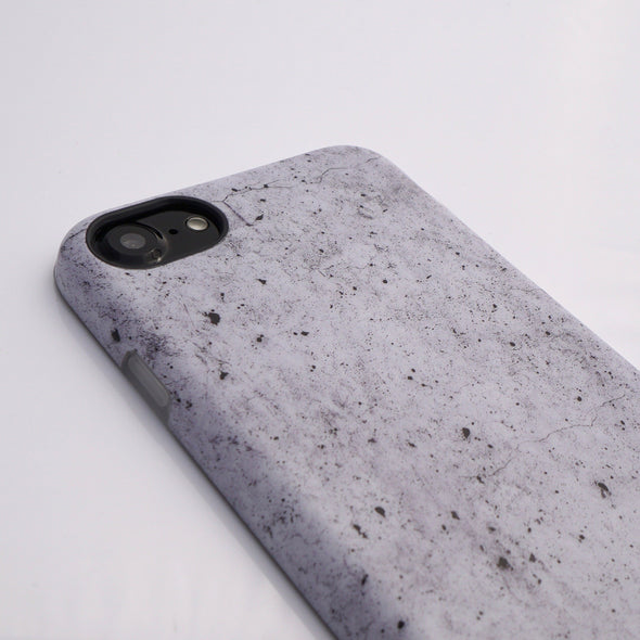 Marble Case for iPhone 8 / 7 - Cement - Elemental Cases