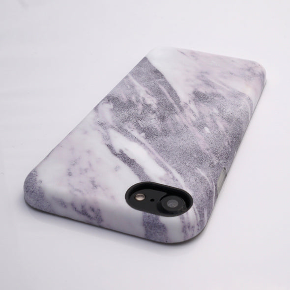 Marble Case for iPhone 8 / 7 - Shadow - Elemental Cases
