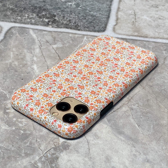 iPhone XS Max Case - Marigold