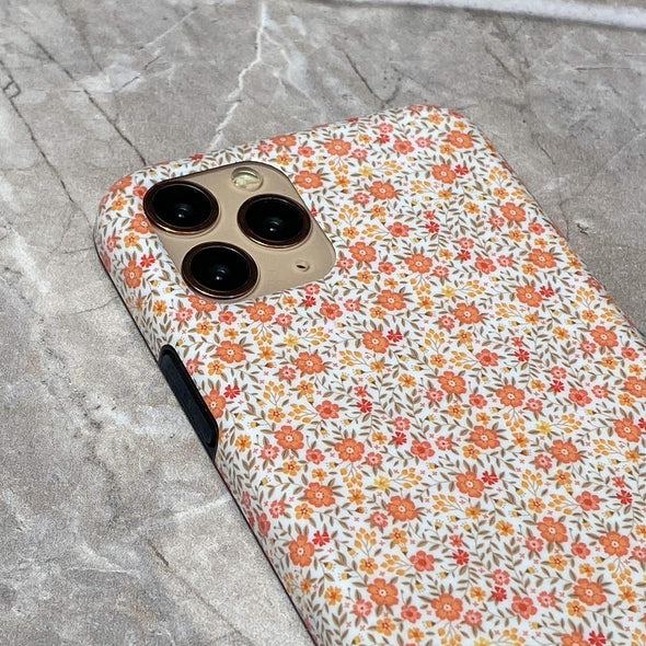 iPhone XS / X Case - Marigold
