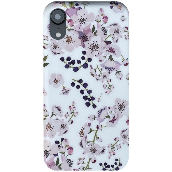 iPhone XR Case - Mulberry