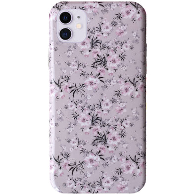 iPhone 11 / XR Case - Sheer Floral