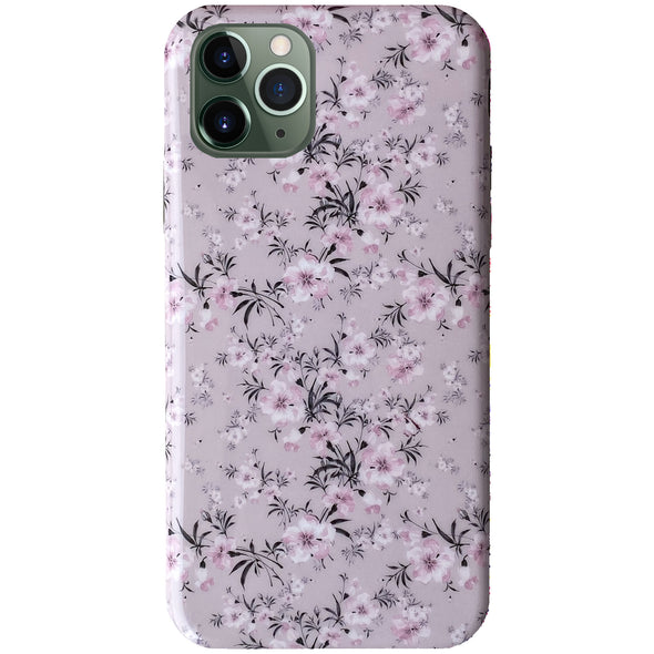 iPhone 11 Pro Max Case - Sheer Floral
