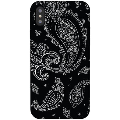 iPhone XS Max Case - Paisley