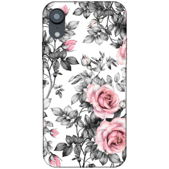 iPhone XR Case - Chateau Rose