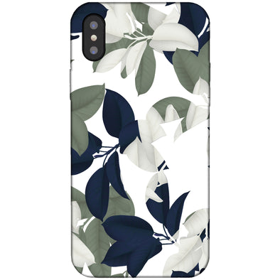 iPhone XS Max Case - Botanical