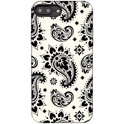 iPhone 8 Plus / 7 Plus Case - Sun Paisley