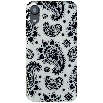 iPhone XR Case - Sun Paisley