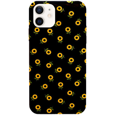 iPhone 12 Mini Case - Sunflower