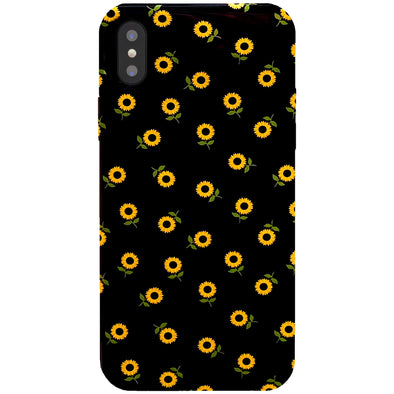 iPhone XS / X Case - Sunflower
