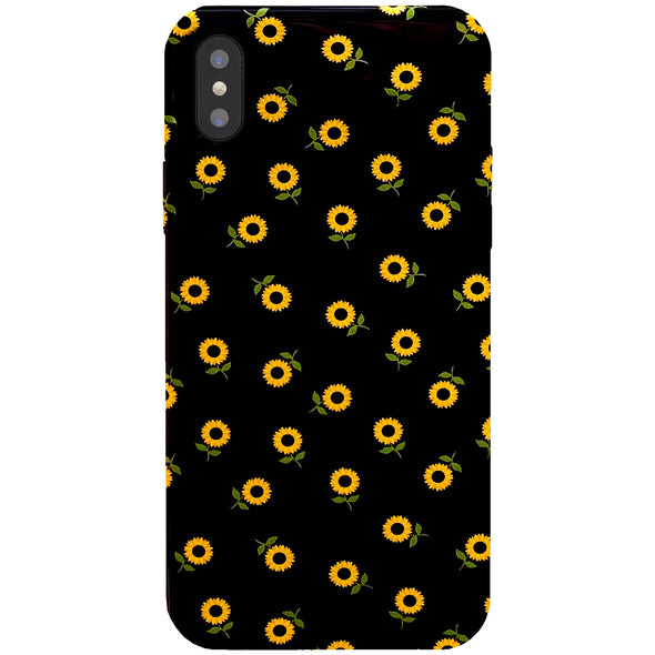 iPhone XS Max Case - Sunflower