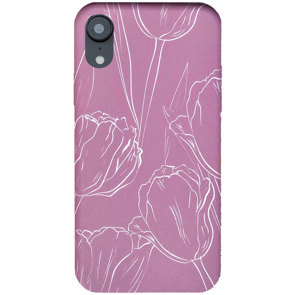 iPhone XR Case - Tulips
