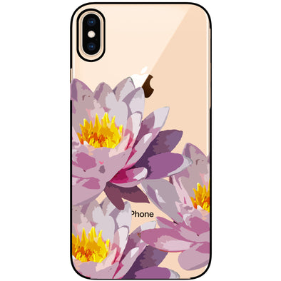 iPhone XS Max Case - Water Lily