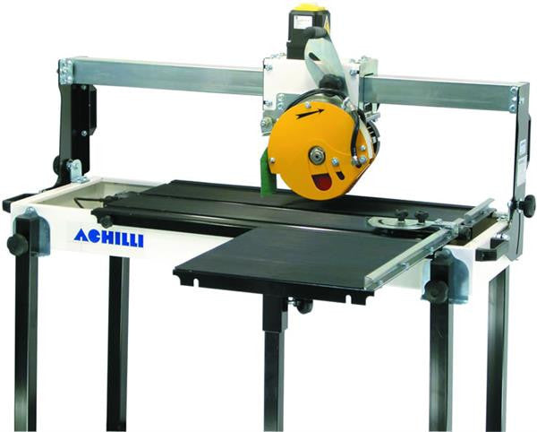 Achilli Tile Brick Paver Saw 200mm With Free Side Table