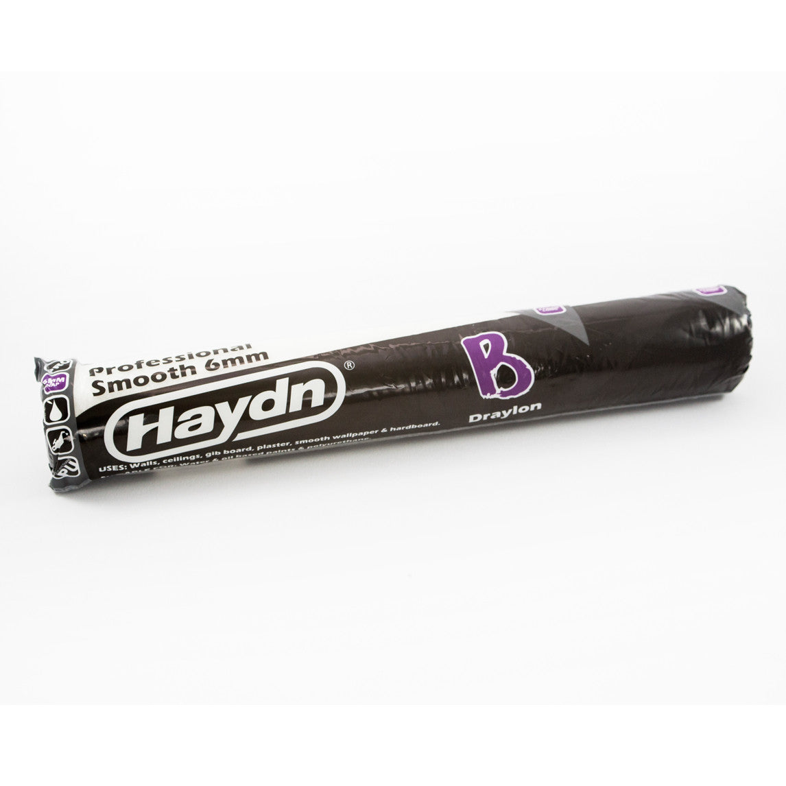 Haydn Paint Roller Sleeve Pro Smooth 360mm 6mm Nap Best