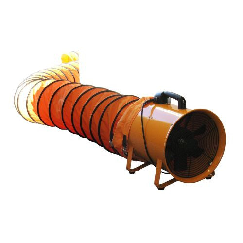 Portable 300mm x 10m Ventilation Fan Exhaust Air Ducting ...