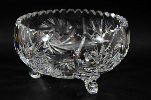 Crystal Bowls, Glass Bowls, Ashtrays & More