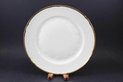 Bing & Grondahl, White Dinner Plates