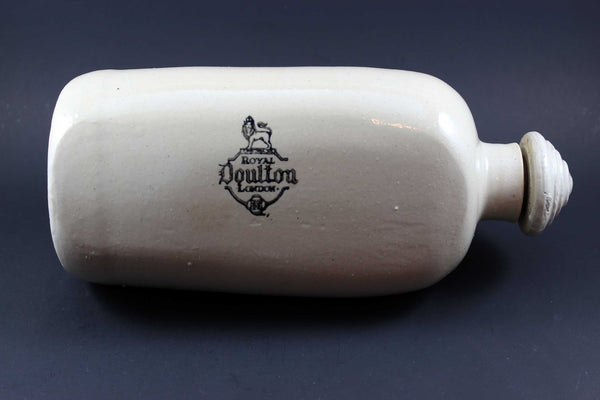 Royal Doulton 1920's Foot or Bed Warmer