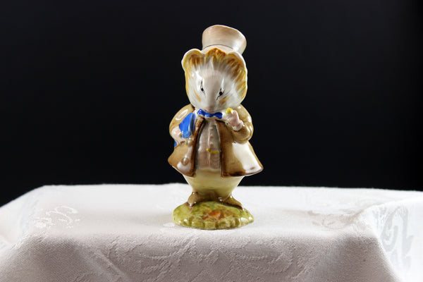 Amiable Guinea Pig , Beatrix Potter , Beswick