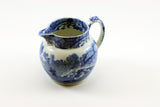 Blue and White Copeland Spode's Italian England. Creamer. Small pitcher. Circa 1950's