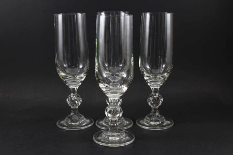 Bohemia Crystal, Champagne Flutes