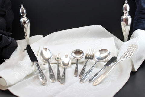 Community Silverplate Flatware Grosvenor 1921