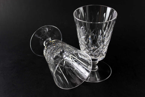 Cross and Olive Aperitif Glasses