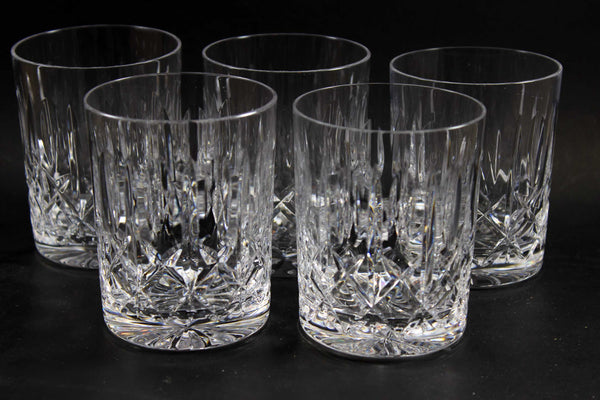 Cross and Olive, Old Fashion/Whiskey Glasses
