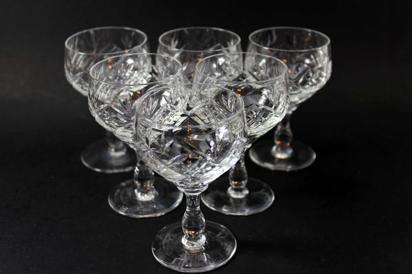 Edinburgh Crystal, Port or Sherry Glasses