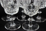 Edinburgh Crystal Port Glasses