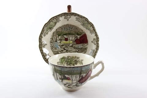 Johnson BrothersTeacup & Saucer The Ice House