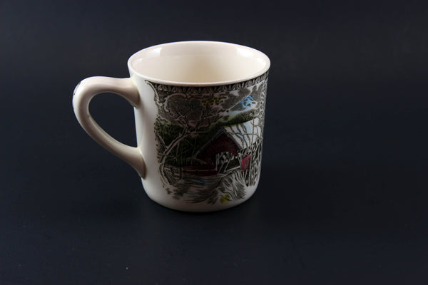 Johnson Brothers Friendly Village Coffee Mug