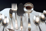 Community Silverplate Grosvenor Serving Pieces