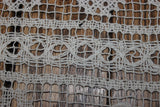 antique lace tablecloth handmade