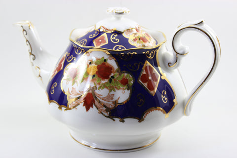 Royal Albert, Heirloom, Teapot
