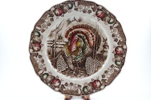 Johnson Brothers, His Majesty Dinner Plate