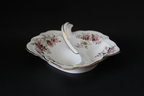 Royal Albert, Lavender Rose, Relish Dish
