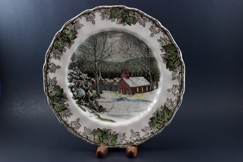 Johnson Brothers, The Friendly Village, Dinner Plate