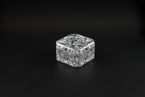 Waterford Crystal, Collectors Club Trinket Box - 2000