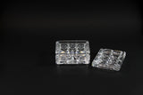 Waterford Crystal, Collectors Club Trinket Box - 2002