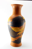 Royal Haeger Pottery Earth Wrap Vase - Vintage c.1970's