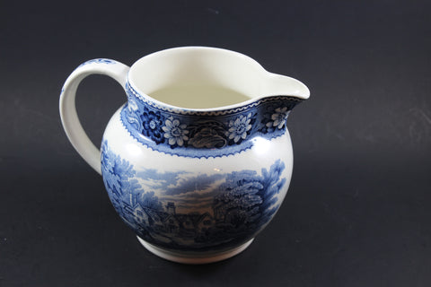 Wood & Sons, Woodland Blue Jug/Pitcher
