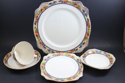 Royal Staffordshire Wilkinson Place Setting & Dinnerware Tableware China u2013 With A Past