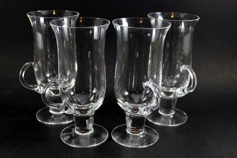 Dartington Crystal, Irish Coffee Mugs