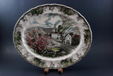 Johnson Brothers-The Friendly Village-Serving Platter